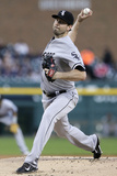Sep 23, 2014, Chicago White Sox vs Detroit Tigers - Scott Carroll Photographic Print by Duane Burleson