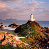Llanddwyn Lighthouse Photographic Print by Osian Rees