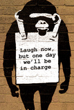 Monkey Laugh Now Prints