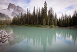 Emerald Lake Photographic Print by  obliot