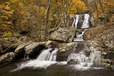 Lower White Oak Canyon Falls Photographic Print by Photography by Deb Snelson