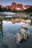 Notchtop Reflection Photographic Print by Mike Berenson / Colorado Captures