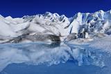 Upsala Glacier Photographic Print by Michael Leggero