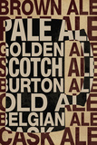 Ale Types Posters