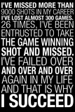 Why I Succeed Quote Affiches
