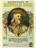 The Adventures of Buffalo Bill Movie Prints