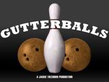 Gutterballs Poster