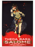 Salome Movie Theda Bara Art
