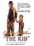 The Kid Movie Charlie Chaplin Art