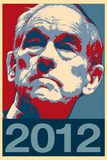 Ron Paul 2012 Political Prints