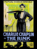 The Rink Movie Charlie Chaplin Print