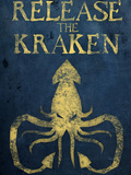 Release The Kraken Print