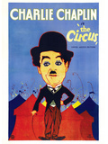 The Circus Movie Charlie Chaplin Posters