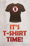 Jersey Shore It's T-Shirt Time TV Posters