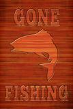 Sortie de pêche Poster
