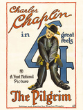 The Pilgrim Movie Charlie Chaplin Posters