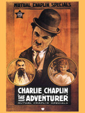 The Adventurer Movie Charlie Chaplin Posters