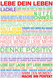 Lebe Dein Leben - This Is Your Life German Prints
