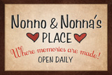 Nonno and Nonna's Place Prints