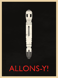 Allons-y! Posters