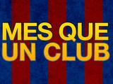 Mes Que Un Club Prints