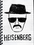Heisenberg Sketch Prints