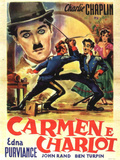 Burlesque on Carmen Movie Charlie Chaplin Prints