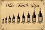 Wine Bottle Size Chart Billeder