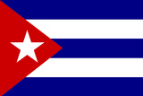 Cuba National Flag Prints