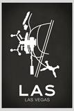 LAS Las Vegas Airport Art