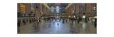 Grand Central Station Interior (Panorama) Photographic Print by Henri Silberman