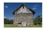 Old Tobacco Barn 3 (North Carolina) Photographic Print by Henri Silberman
