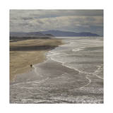 Ocean Beach, San Francisco, CA 1 (Surf, Sand, Shoreline, California Coast, Pacific Ocean) Photographic Print by Henri Silberman
