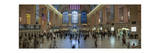 Grand Central Station Interior 2 (Panorama) Photographic Print by Henri Silberman