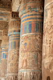 The Colours of Medinet Habu. Photographic Print by Joe & Clair Carnegie / Libyan Soup