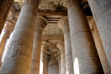 The Temple of Horus, Dining Offerings Photographic Print by P. Eoche