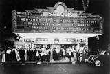 ST LOUIS Cinemaplex, CIRCA 1930 Photographic Print by Archive Holdings Inc.