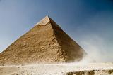 Khafre Pyramid Photographic Print by  alejocock