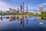 Birmingham, Alabama, USA City Skyline. Photographic Print by  SeanPavonePhoto