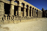 Temple of Karnak, Luxor - Egypt Photographic Print by Hisham Ibrahim