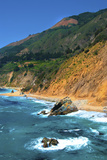 Land Meets the Sea at Big Sur Photographic Print by Elfi Kluck