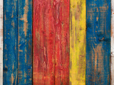 Wooden Texture Photographic Print by Boyan Dimitrov