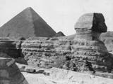 Egyptian Ruins Photographic Print by Fox Photos