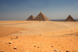 Pyramids of Giza Photographic Print by Àngel David Muñoz PHOTO