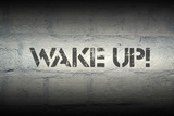 Wake Up Posters by Yury Zap