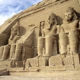 Ramses II Temple, Abu Simbel, Aswan, Egypt Photographic Print by Hisham Ibrahim