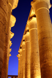 Open Papyrus Columns at Luxor Temple Photographic Print by Joe & Clair Carnegie / Libyan Soup