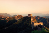 Great Wall of China Poster by Liang Zhang