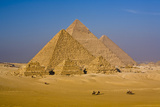 Great Pyramids of Egypt Photographic Print by Stuart Dee