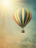 Hot Air Baloon Posters by  egal